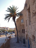 Old Jaffa streets Israel Royalty Free Stock Photography