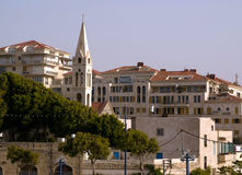 Old Jaffa view Stock Image