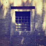 Old Jail Stock Image