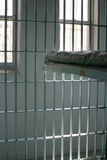 Old Jail Cell Stock Photography