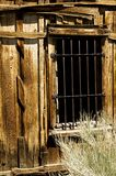 Old Jail Cell Royalty Free Stock Image