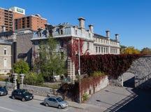 Old Jail Hostel - Ottawa stock photo