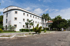 Old Jail House in Recife Brazil royalty free stock photos