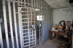 Old jail house Royalty Free Stock Photos