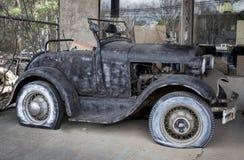Old Jalopy Stock Photo