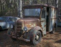 Old Jalopy Royalty Free Stock Photo