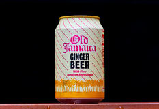 Old jamaica ginger beer Stock Photography
