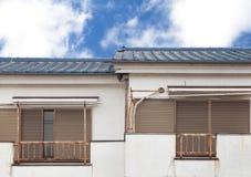 Old Japanese style house Stock Photos
