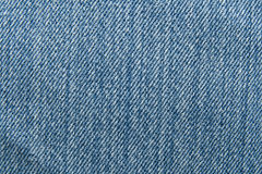 Old jean texture Stock Images