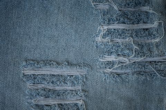 Old jean texture Royalty Free Stock Photo