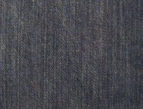 Old jeans texture Stock Image