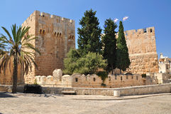 Old Jerusalem. Royalty Free Stock Photos