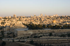 Old Jerusalem in Israel Royalty Free Stock Image