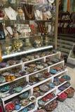 Old Jerusalem Shop Royalty Free Stock Photo