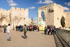 Old Jerusalem. Stock Photography