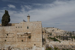 Old Jerusalem Stock Photo