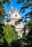 The old Jesuit church in Blois, France Royalty Free Stock Image