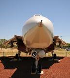 Old jetfighter Stock Photo