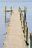 Old jetty Royalty Free Stock Photos