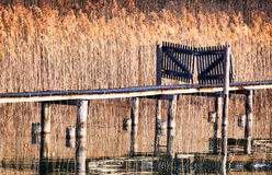 Old jetty Stock Image