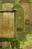 Jewish cemetary in Germany. Old jewish cemetary in Germany stock photos