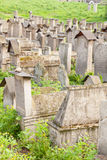 Old Jewish cemetery Stock Image