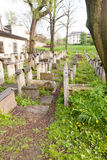 Old Jewish cemetery Stock Photography