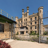 Old Joliet State Prison Royalty Free Stock Photos