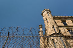Old Joliet State Prison Stock Photos