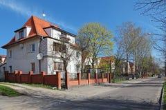 Old Kaliningrad Stock Photo