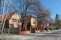Old Kaliningrad Stock Image