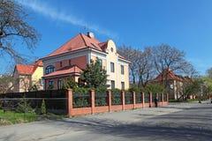 Old Kaliningrad Stock Photos