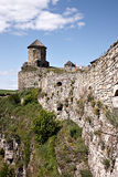 Old Kamenets-Podolsky castle Stock Photo