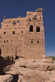 Old Kasbah in Morocco Stock Photo
