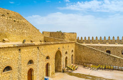 The old Kasbah Royalty Free Stock Image