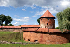 Old Kaunas Castle Royalty Free Stock Images