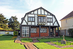 Old kentish tudor cottage Stock Image