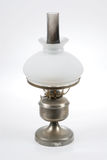 Old kerosene lamp Stock Image