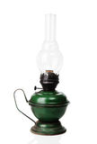 Old kerosene lamp Stock Photos