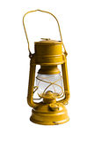 Old kerosene lamp Royalty Free Stock Images