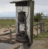 Old kerosene lamp Royalty Free Stock Images