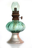 Old kerosene lamp Royalty Free Stock Photography