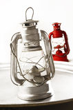 Old kerosene lamp Royalty Free Stock Image