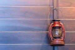 Old kerosene lamp. Stock Photography