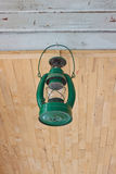 Old kerosene lantern Stock Photography