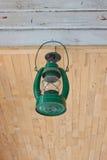 Old kerosene lantern Stock Photography