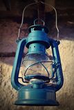 Old kerosene lantern Stock Photos