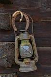 Old kerosene lantern Royalty Free Stock Photography