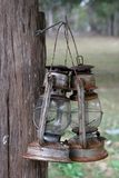 Old Kerosene Lanterns Royalty Free Stock Photos
