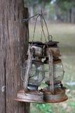 Old Kerosene Lanterns Royalty Free Stock Photos